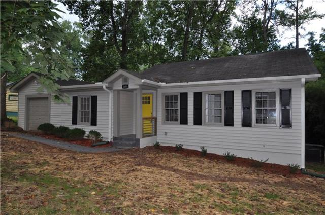 2808 Eastwood Drive, Decatur, GA 30032 (MLS #6056775) :: The Zac Team @ RE/MAX Metro Atlanta