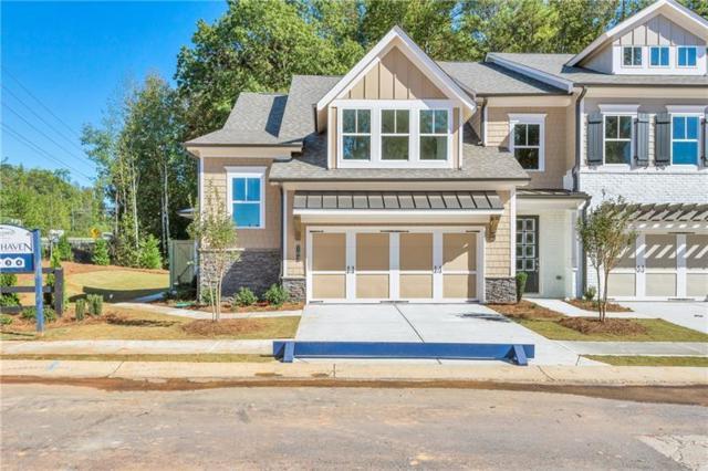 301 Bellehaven Court #53, Woodstock, GA 30188 (MLS #6056790) :: North Atlanta Home Team