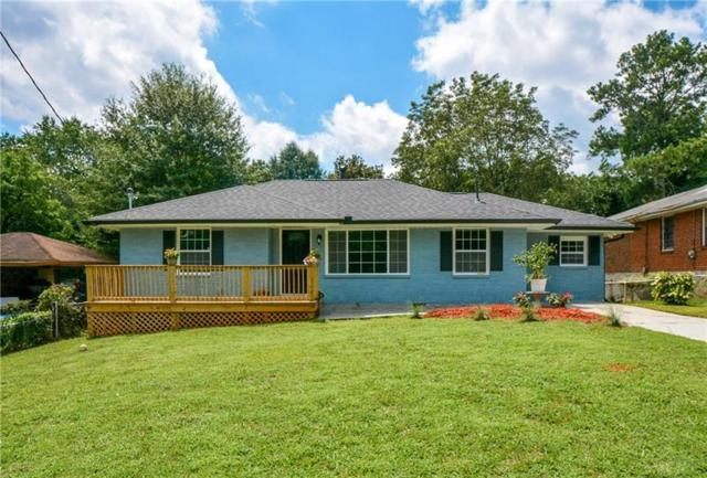 2105 East Drive, Decatur, GA 30032 (MLS #6056830) :: The Cowan Connection Team