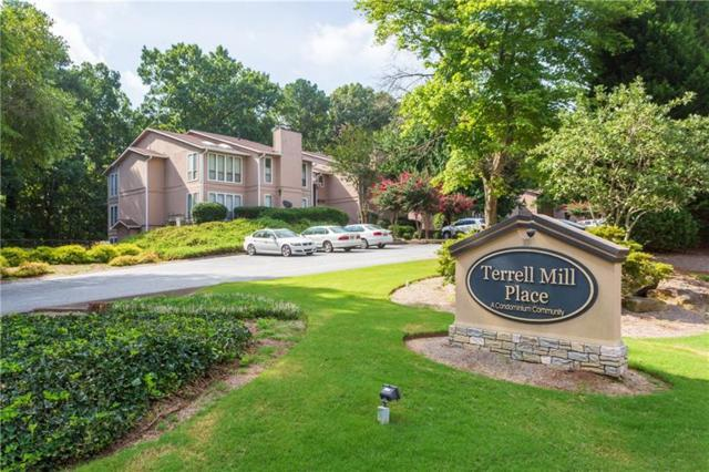 1545 Terrell Mill Place SE D, Marietta, GA 30067 (MLS #6056847) :: The Zac Team @ RE/MAX Metro Atlanta