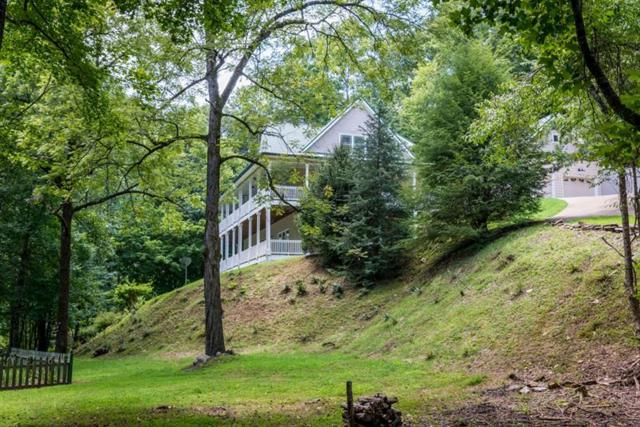 1549 Mountain Creek Hollow Drive, Talking Rock, GA 30175 (MLS #6056861) :: The Cowan Connection Team