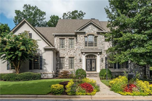 200 High Point Walk, Sandy Springs, GA 30342 (MLS #6056885) :: North Atlanta Home Team