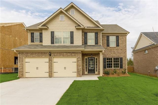 3830 Village Crossing Circle, Ellenwood, GA 30294 (MLS #6056934) :: The Bolt Group