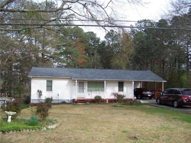 1167 Old Atlanta Highway, Sugar Hill, GA 30518 (MLS #6056942) :: The North Georgia Group