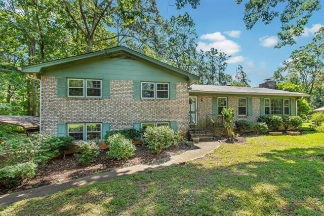5714 Forest Drive, Acworth, GA 30102 (MLS #6057092) :: Kennesaw Life Real Estate