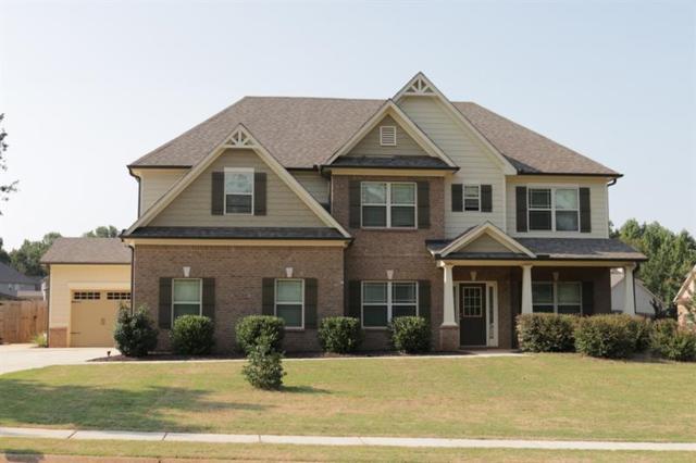 1322 Ronald Reagan Lane Lane, Jefferson, GA 30549 (MLS #6057182) :: The Russell Group