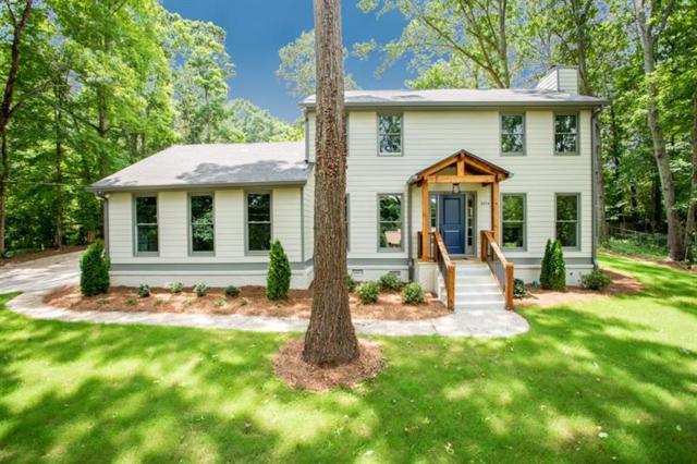 4574 Forest Green Drive, Sugar Hill, GA 30518 (MLS #6057221) :: The North Georgia Group