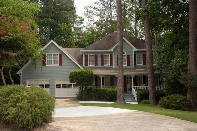 4956 Thornwood Trace NW, Acworth, GA 30102 (MLS #6057294) :: Kennesaw Life Real Estate