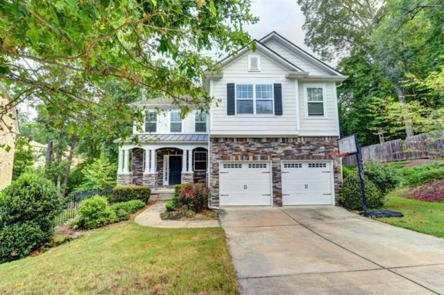 4015 Dalwood Drive, Suwanee, GA 30024 (MLS #6057362) :: The Russell Group