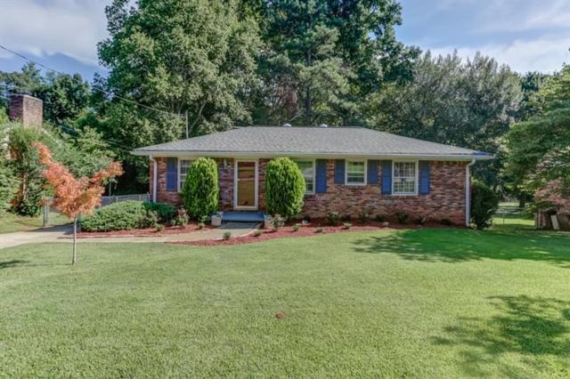 2975 Nursery Road SE, Smyrna, GA 30082 (MLS #6057380) :: North Atlanta Home Team