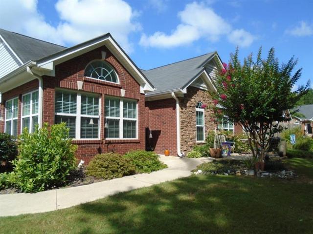 4475 Caleb Crossing #53, Powder Springs, GA 30127 (MLS #6057382) :: GoGeorgia Real Estate Group