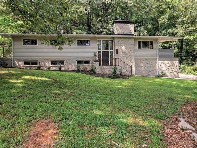 1669 Laurens Drive, Atlanta, GA 30311 (MLS #6057439) :: North Atlanta Home Team