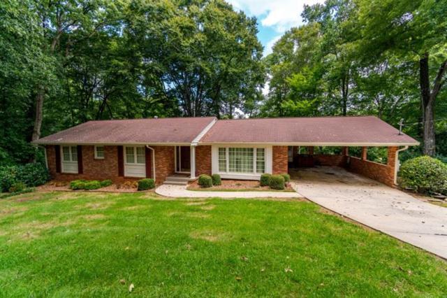 2212 Hill Park Court NE, Decatur, GA 30033 (MLS #6057540) :: Team Schultz Properties