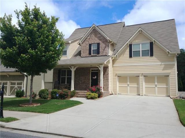 813 Tramore Road, Acworth, GA 30102 (MLS #6057541) :: Kennesaw Life Real Estate