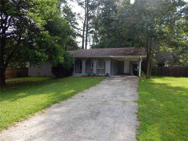 613 Renota Drive, Stone Mountain, GA 30083 (MLS #6057565) :: North Atlanta Home Team