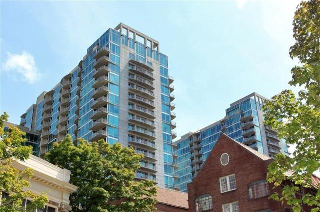 943 Peachtree Street NE #1616, Atlanta, GA 30309 (MLS #6057626) :: The Zac Team @ RE/MAX Metro Atlanta