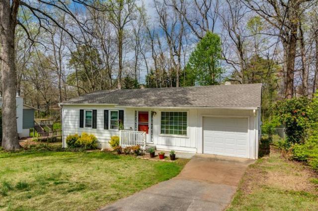 1815 Mackinaw Place, Smyrna, GA 30080 (MLS #6057684) :: North Atlanta Home Team