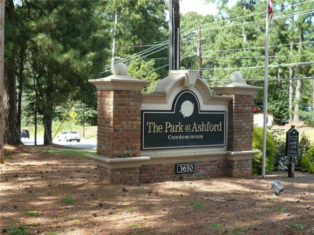 3650 Ashford Dunwoody Road #1011, Brookhaven, GA 30319 (MLS #6057751) :: Iconic Living Real Estate Professionals