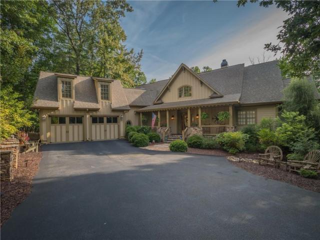 303 Red Trillium Ridge, Big Canoe, GA 30143 (MLS #6057838) :: Path & Post Real Estate