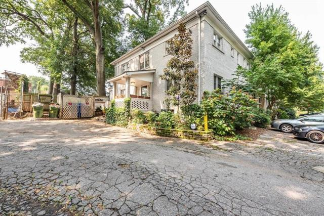 745 Monroe Drive NE #14, Atlanta, GA 30308 (MLS #6057990) :: The Zac Team @ RE/MAX Metro Atlanta