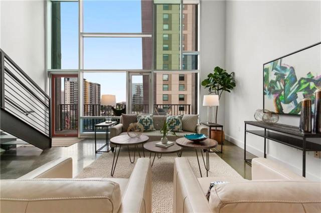 845 Spring Street NW #517, Atlanta, GA 30308 (MLS #6058015) :: The Justin Landis Group