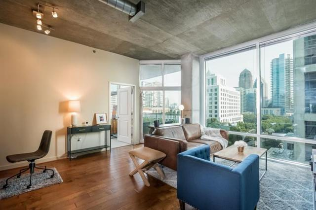 943 Peachtree Street NE #711, Atlanta, GA 30309 (MLS #6058079) :: Kennesaw Life Real Estate