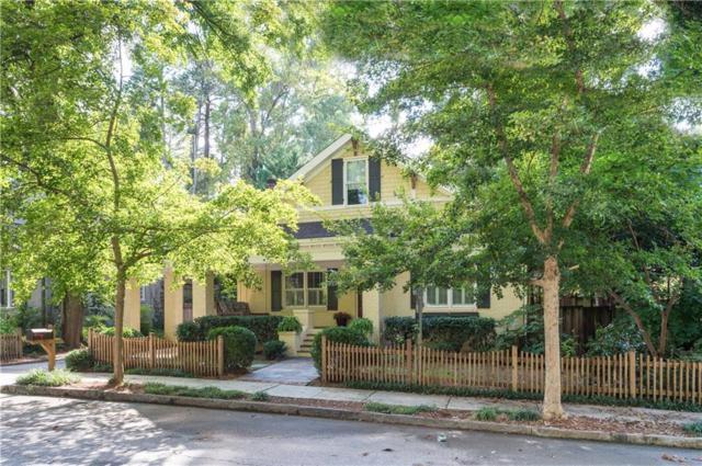 3324 W Shadowlawn Avenue NE, Atlanta, GA 30305 (MLS #6058083) :: The Russell Group