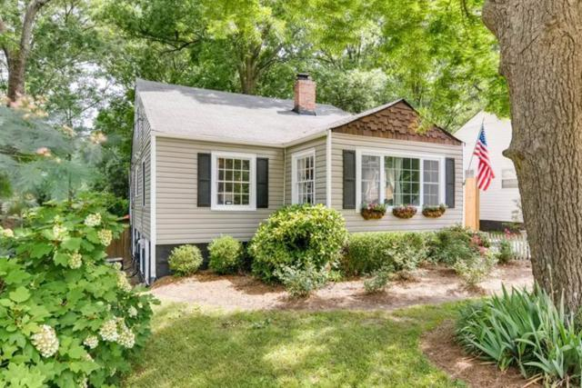 1586 Temple Avenue, College Park, GA 30337 (MLS #6058087) :: Iconic Living Real Estate Professionals