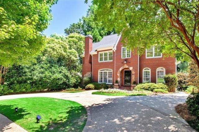 947 E Rock Springs Road NE, Atlanta, GA 30306 (MLS #6058094) :: RE/MAX Paramount Properties