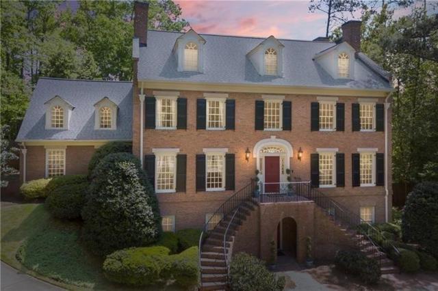 5295 Woodridge Forest Trail, Atlanta, GA 30327 (MLS #6058097) :: North Atlanta Home Team