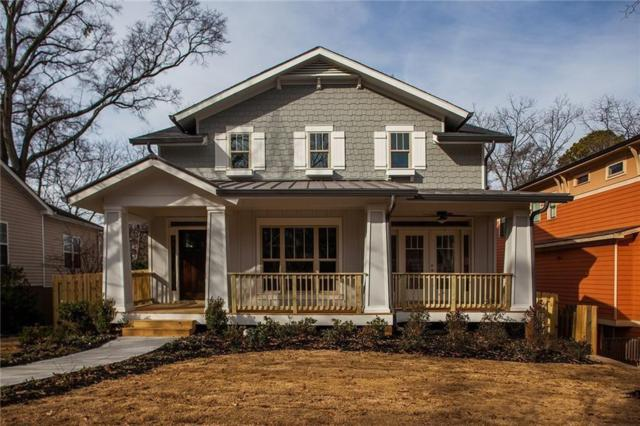 629 2nd Avenue, Decatur, GA 30030 (MLS #6058105) :: The Russell Group