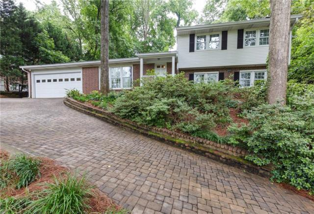 905 Starlight Drive, Atlanta, GA 30342 (MLS #6058112) :: The Russell Group