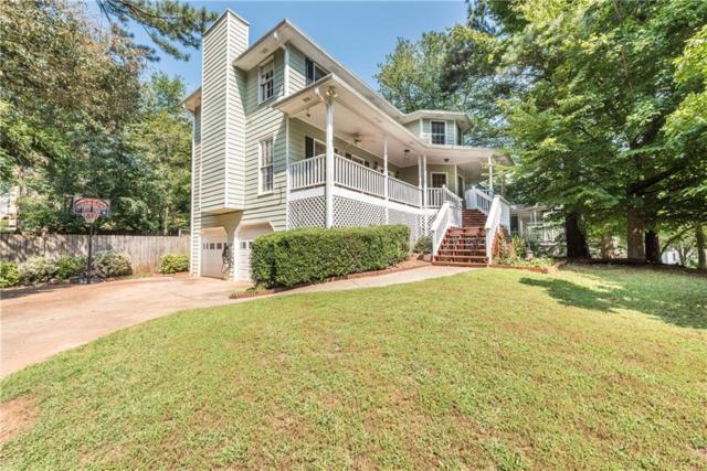 5326 Cross Creek Cove, Acworth, GA 30102 (MLS #6058237) :: RCM Brokers