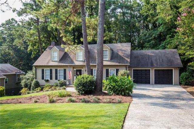 3430 Pebble Hill Drive, Marietta, GA 30062 (MLS #6058317) :: North Atlanta Home Team