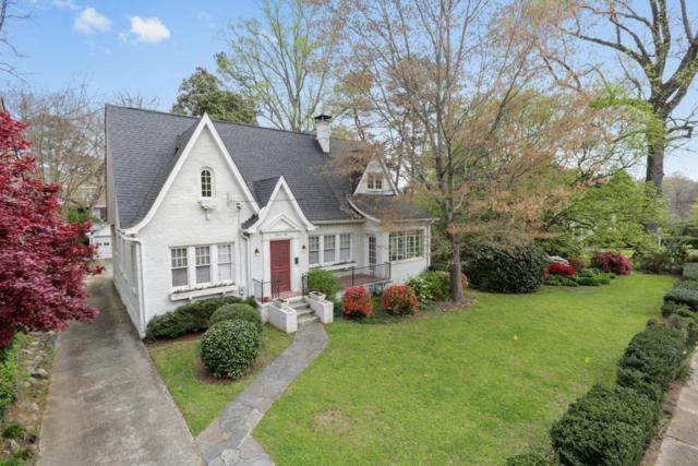 1150 Zimmer Drive NE, Atlanta, GA 30306 (MLS #6058320) :: RE/MAX Paramount Properties