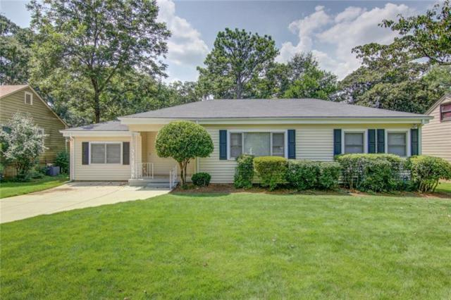 1081 Forrest Boulevard, Decatur, GA 30030 (MLS #6058425) :: The Zac Team @ RE/MAX Metro Atlanta