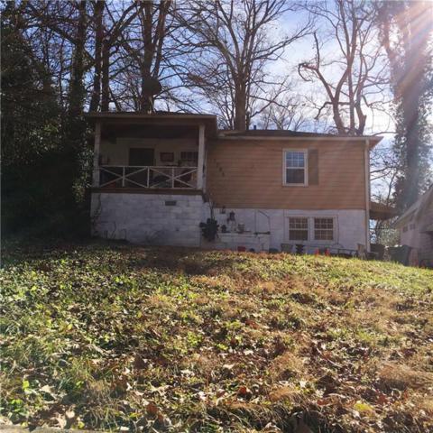 1386 Kennesaw Drive NW, Atlanta, GA 30318 (MLS #6058469) :: Kennesaw Life Real Estate