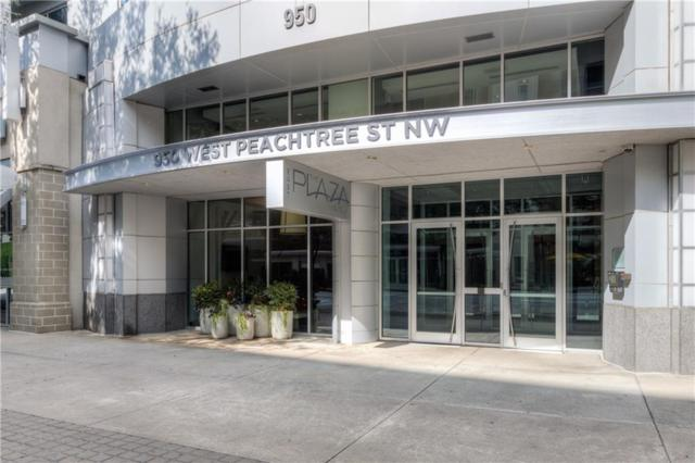 950 W Peachtree Street NW #1701, Atlanta, GA 30309 (MLS #6058522) :: Rock River Realty