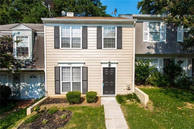 3589 Kennesaw Station Drive NW, Kennesaw, GA 30144 (MLS #6058545) :: Kennesaw Life Real Estate