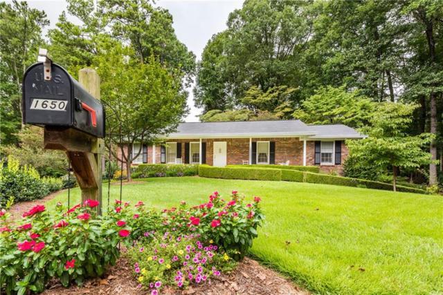 1650 Melba Court, Marietta, GA 30066 (MLS #6058593) :: North Atlanta Home Team
