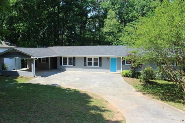 3803 Cline Drive SE, Smyrna, GA 30082 (MLS #6058634) :: The Justin Landis Group