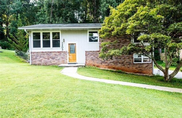 1203 Woodleigh Road SW, Marietta, GA 30008 (MLS #6058654) :: Kennesaw Life Real Estate