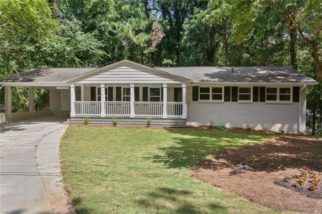 559 Shannon Drive, Marietta, GA 30066 (MLS #6058658) :: Kennesaw Life Real Estate