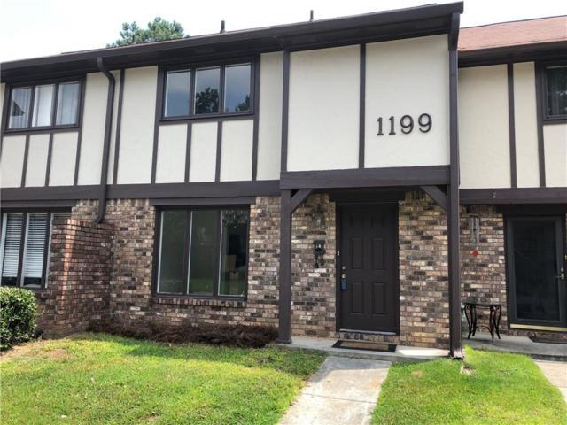 1199 Ashborough Drive SE E, Marietta, GA 30067 (MLS #6058701) :: Kennesaw Life Real Estate