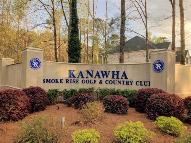5022 Kanawha Bluff, Smoke Rise, GA 30087 (MLS #6058720) :: The Cowan Connection Team