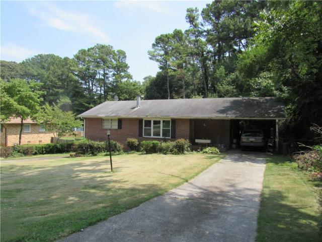 621 Forest Ridge Drive SE, Marietta, GA 30067 (MLS #6058744) :: Kennesaw Life Real Estate