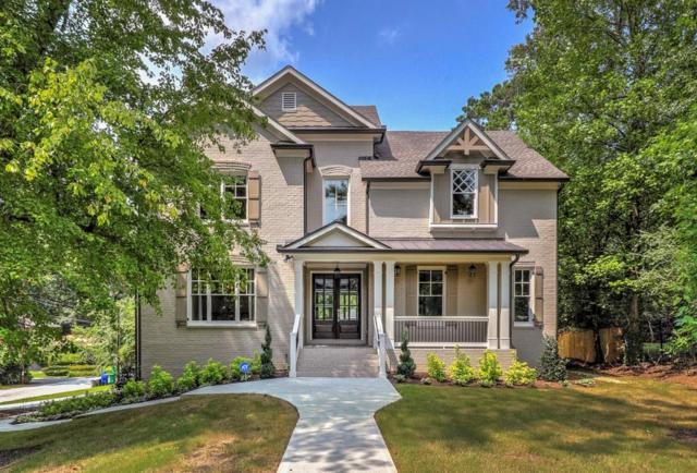 1509 High Haven Court NE, Atlanta, GA 30329 (MLS #6058835) :: Rock River Realty
