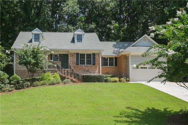 1315 Old Woodbine Road, Sandy Springs, GA 30319 (MLS #6058858) :: The Zac Team @ RE/MAX Metro Atlanta