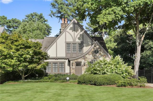 3147 Peachtree Drive NE, Atlanta, GA 30305 (MLS #6058914) :: Iconic Living Real Estate Professionals