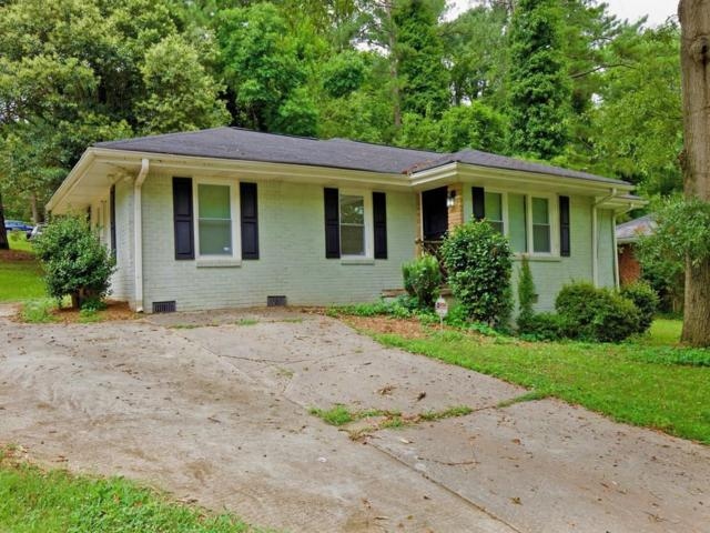 2155 Mark Trail N, Decatur, GA 30032 (MLS #6058931) :: The Cowan Connection Team